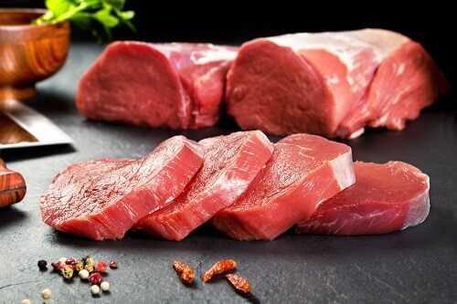 organic quarter veal